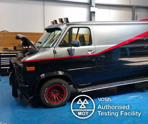 MOT Test Centre Whetstone Leicester